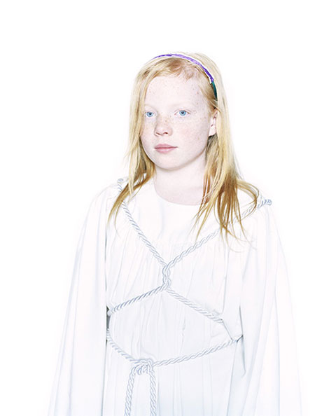 A Secret Society of Girls Photographed by Alison Malone