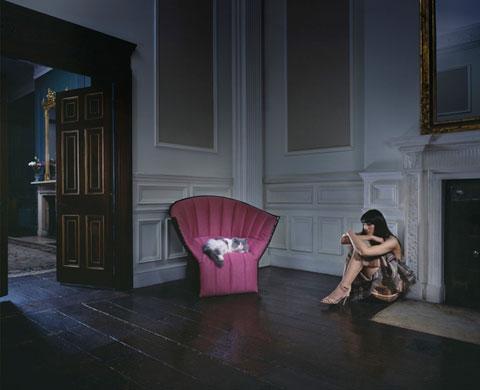 conceptual dreamworld portraits. Black Bedroom Furniture Sets. Home Design Ideas