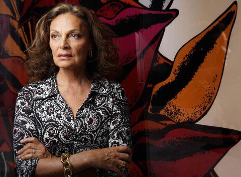 Diane von Fursteberg photograph DVF photo