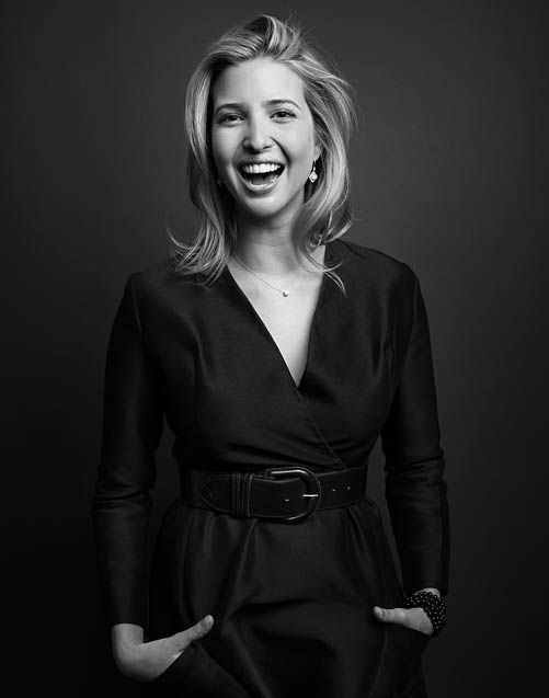 Ivanka Trump photograph image portrait
