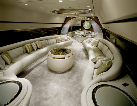 Nick Gleis photography private jets