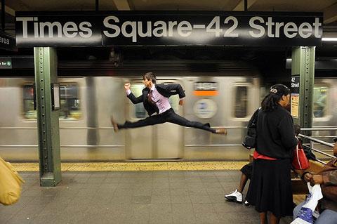 Jordan Matter dancers among us