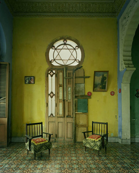 Cuban Home Decor: Havana's Crumbling Yet Beautiful Interiors Photographed By