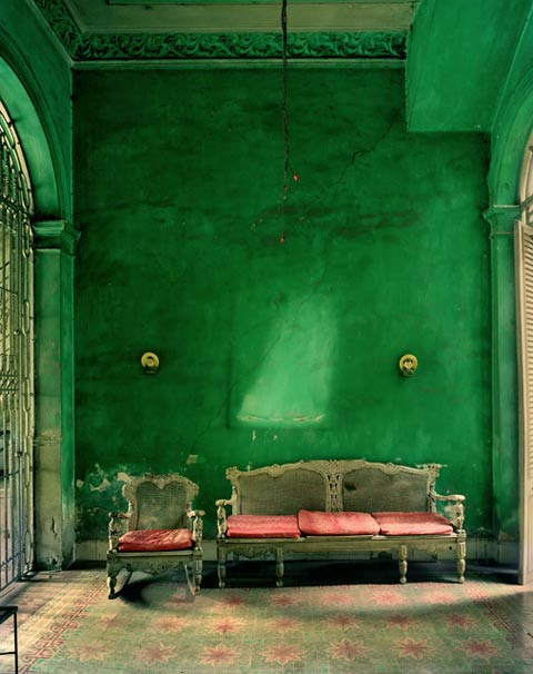 Havanas Crumbling Yet Beautiful Interiors Photographed By