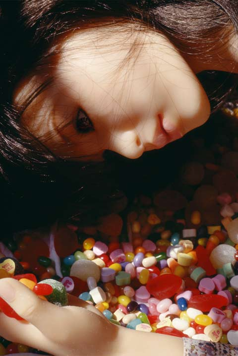 Laurie Simmons photography love doll