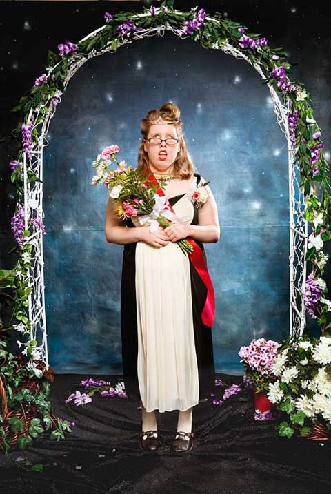 Sarah Wilson photography blind prom