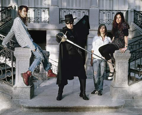 Zorro Alejandro-Maureira