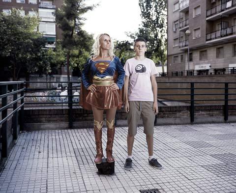 Supergirl Alejandro-Maureira