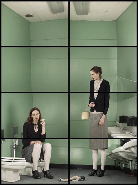 Cornelia Hediger Doppelganger photography