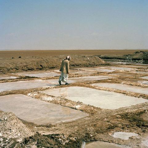 Yemen salt Clint McLean photography