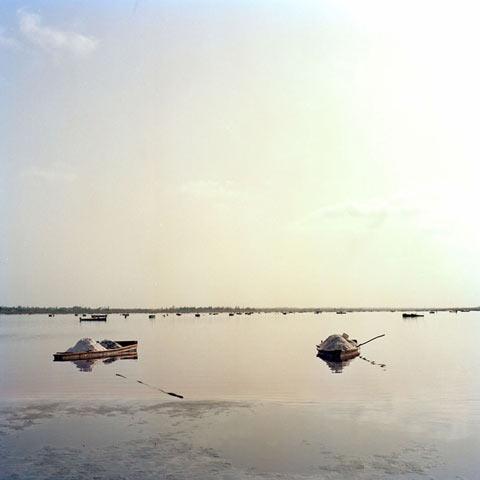 Senegal salt Clint McLean photography