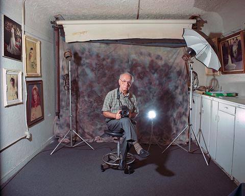 Inside the portrait studios of Los Angeles photographers
