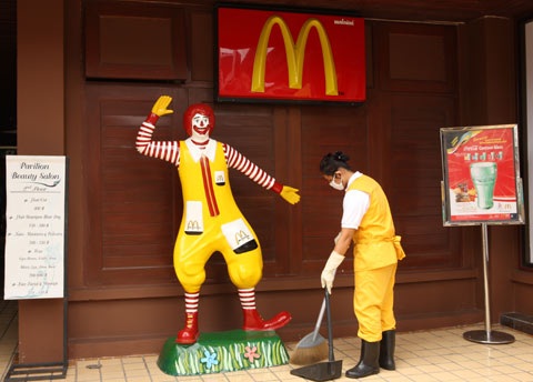 Henry-Rollins-Occupants McDonalds