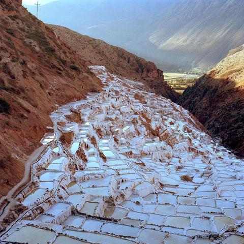 Peru salt Clint McLean photography