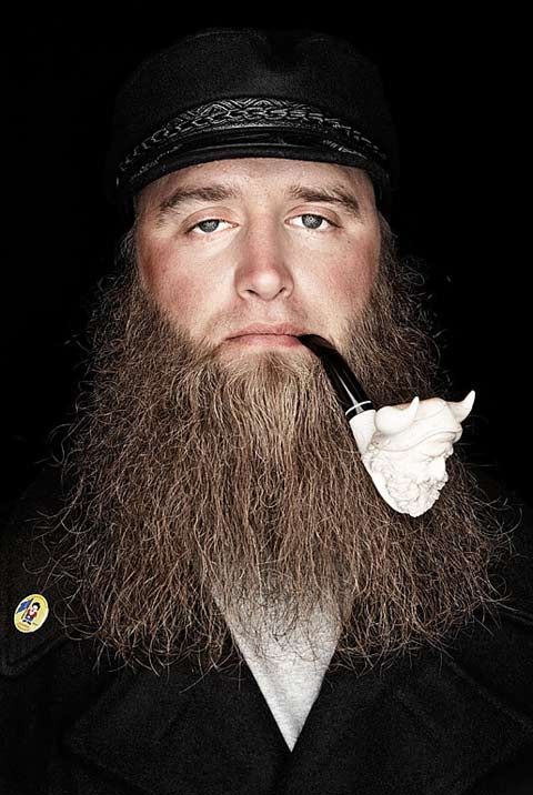 world beard championships matthew rainwaters