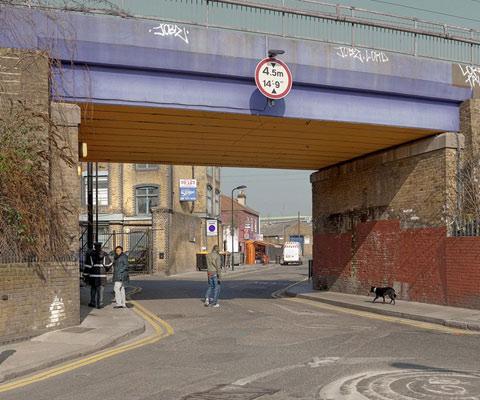Chris-Dorley-Brown corners London