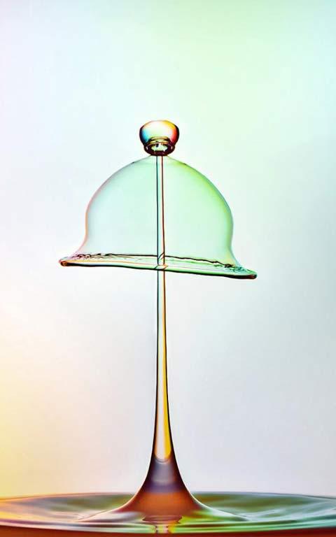 Heinz Maier water droplets