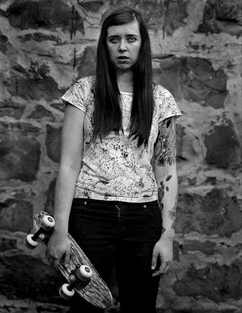 skater girls Nikki Toole photography