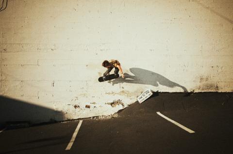 Ryan Young skateboarding photography