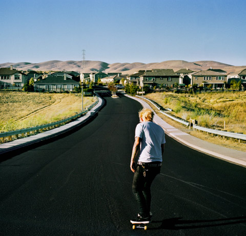 Ryan Young skateboarding photography