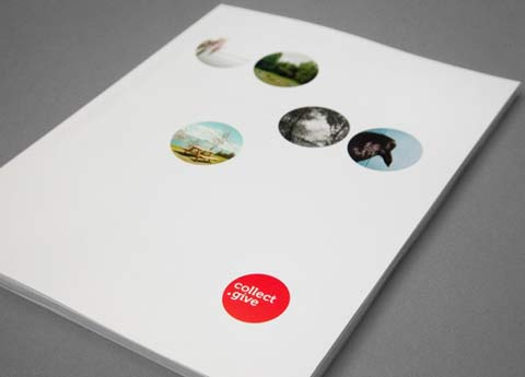collect.give photography book