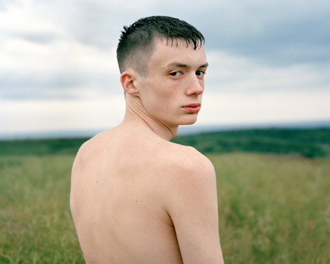 Young British Naturists photographed by Laura Pannack | Ken Allen News