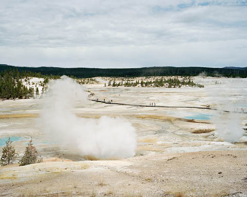 Yellowstone National Park, Wyoming Jessica Auer