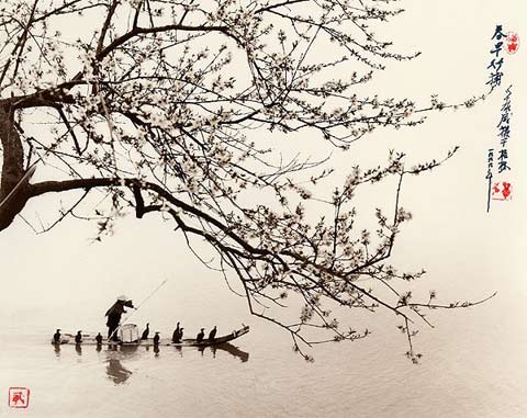Amazing Landscape Photographs Resemble Traditional Chinese Paintings