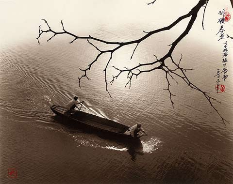 Don-Hong-Oai photography Chinese paintings