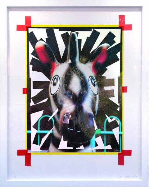 K-Narf photograffiti