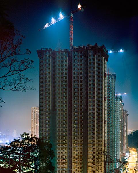 Hong Kong Greer Muldowney photography ShekKipMei