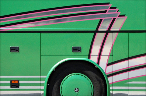 Eurobus design Taylor Holland photography