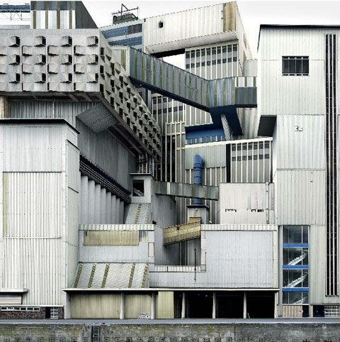 photographs of impossible architecture by filip dujardin