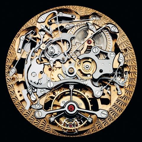 Por dentro dos relógios de luxo - GGN