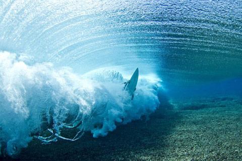 Australian surf photography Stuart Gibson Tasmania