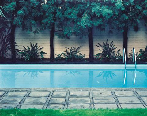 Backyard Oasis The Swimming Pool In Southern California