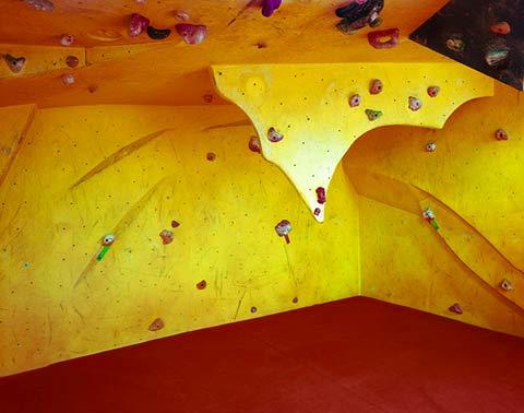 climbing wall Elliott-Wilcox photography
