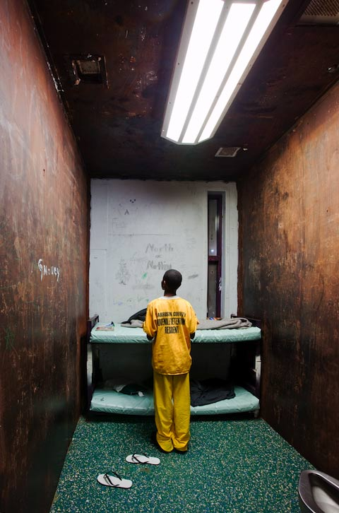 Richard-Ross prison photography