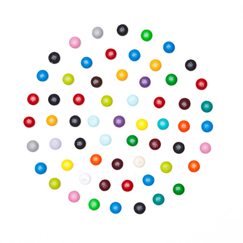 Damien Hirst dot paintings Henry-Hargreaves photography