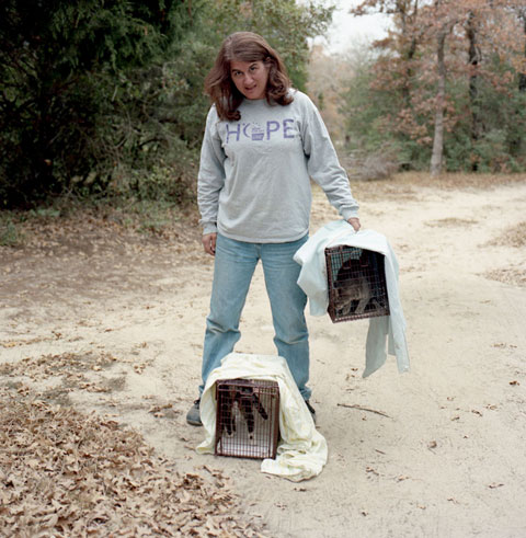 Sandy-Carson Trap neuter release cats (TNR) photography