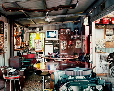 Photographs Of Australian Man Caves