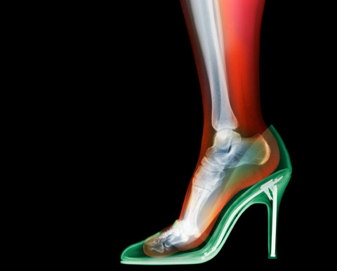x-ray photography Nick-Veasey fashion