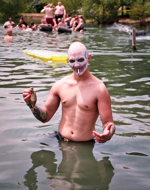 The Gathering of the juggalos daniel cronin