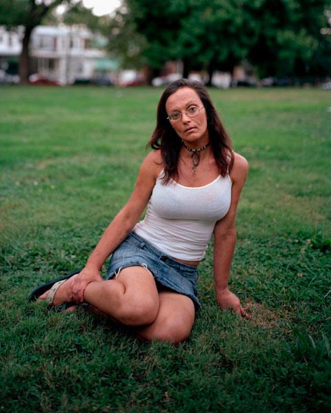 Model Hooker Filadelfia