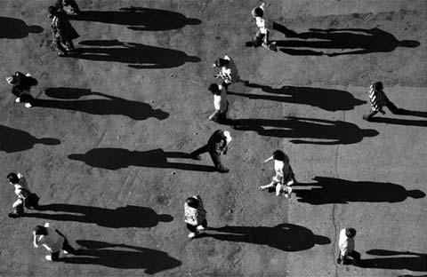 Alexey-Bednij shadow portraits