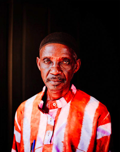 African Symphony Ben-Quinton