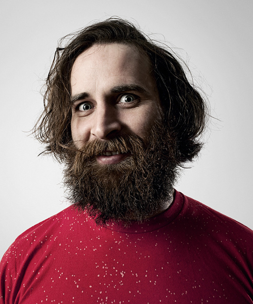 charles manson beard