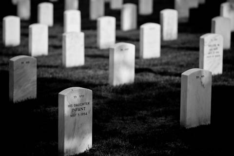 Arlington National Cemetery Sean-Scott