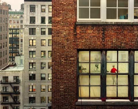 Jennifer voyeur window peep 7 Part 2 10