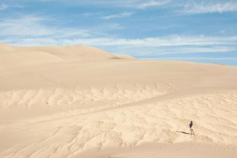 Great Sand Dunes National Monument_AARON FALLON